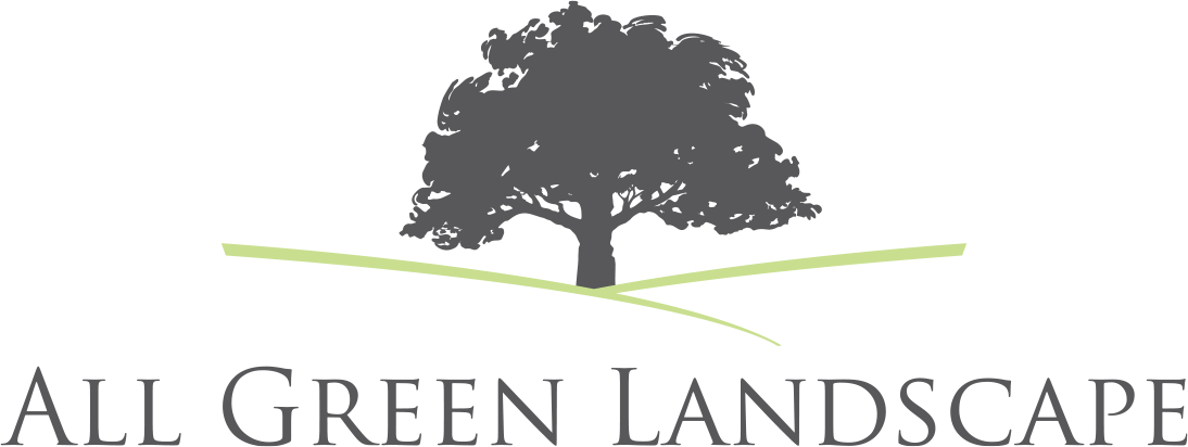 All Green Logo